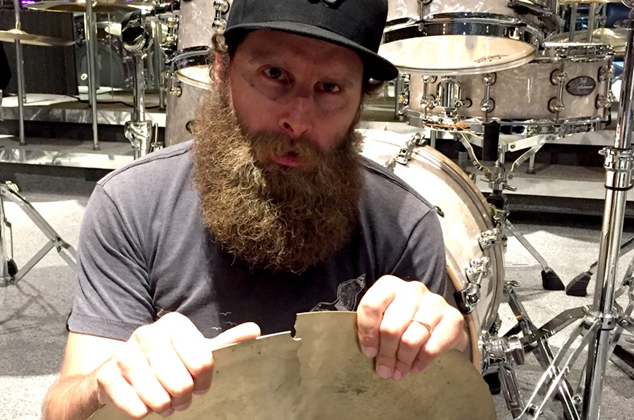 cymbal warranty policy for cracked or broken zildjian cymbals